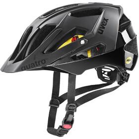 UVEX Quatro CC MIPS Helmet, czarny